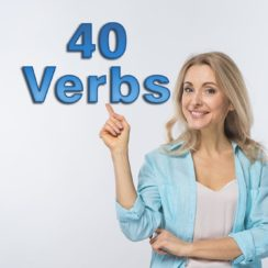 40-daily-use-English-verbs
