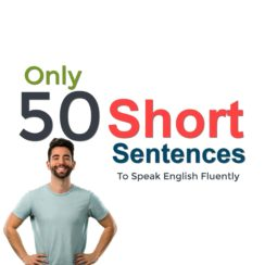 50 Short Sentences To Speak English